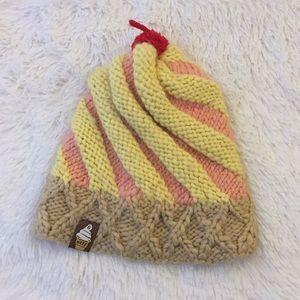 Ice Cream Beanie/Hat